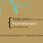 Emily Business Card and Flyer